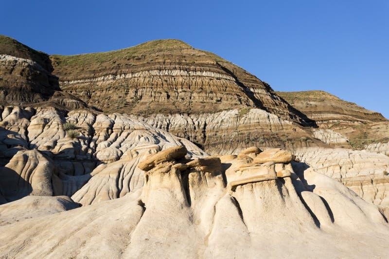 Σχηματισμός βράχου Hoodoo στοκ εικόνες