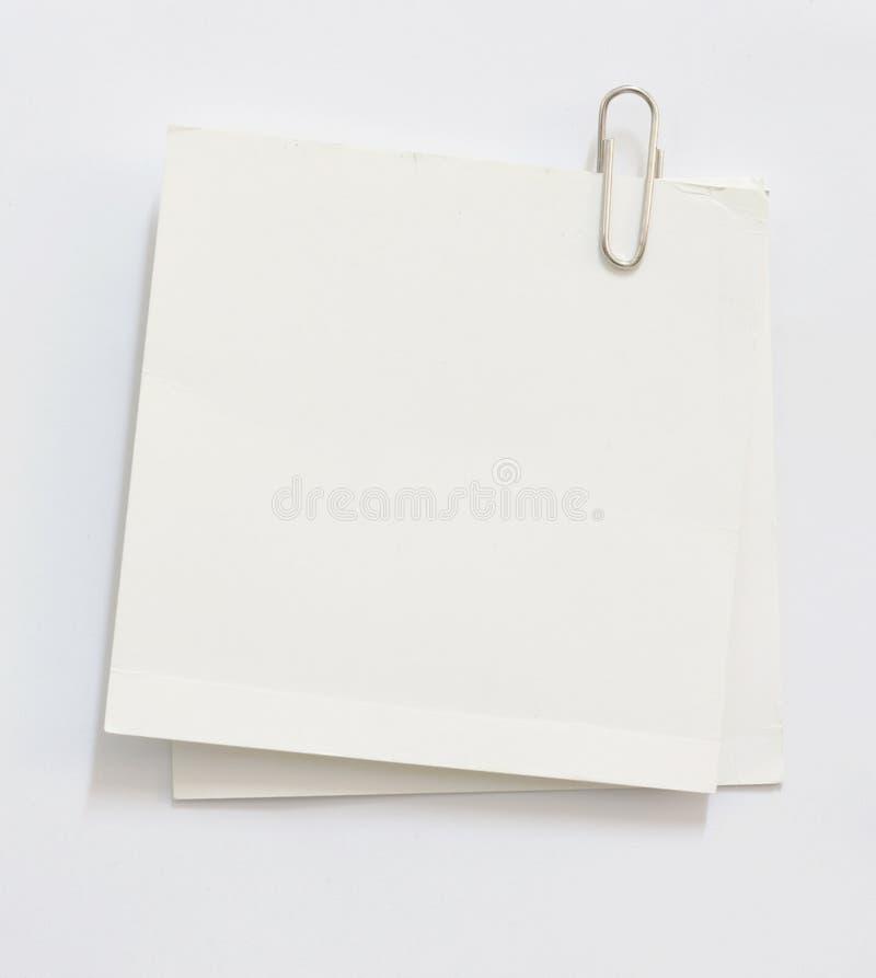 Σχισμένος σχίστε το έγγραφο στοκ εικόνα