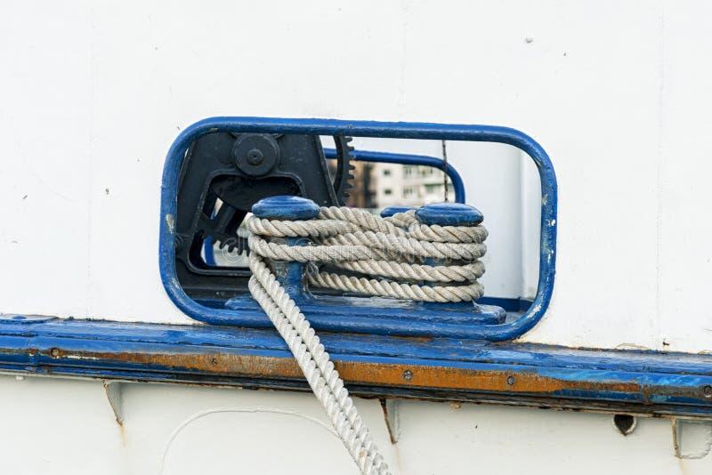 Σχοινί κάπρων στοκ εικόνα με δικαίωμα ελεύθερης χρήσης