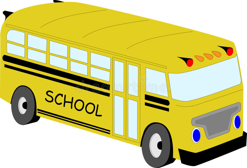 σχολείο διαδρόμων κίτριν&omi στοκ φωτογραφία