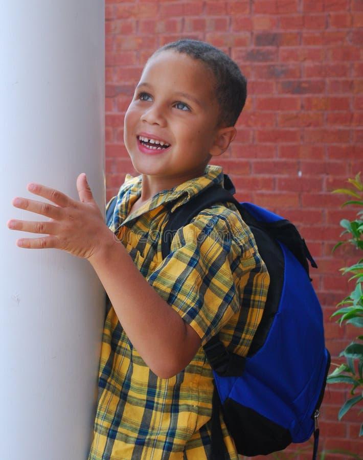 σχολείο ενθουσιασμού στοκ φωτογραφίες με δικαίωμα ελεύθερης χρήσης