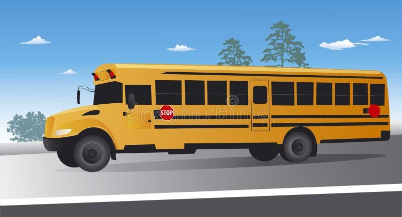 σχολείο κίνησης διαδρόμ&omega απεικόνιση αποθεμάτων