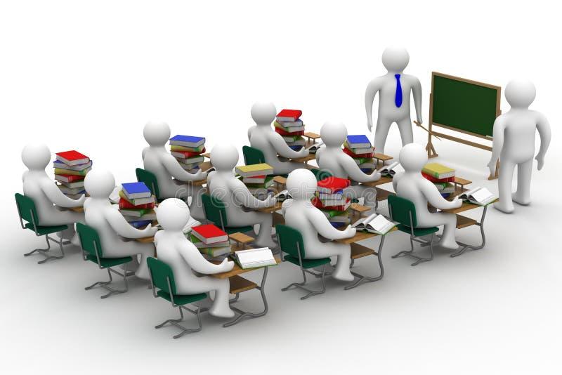 σχολείο μαθήματος κλάσ&eta στοκ εικόνες