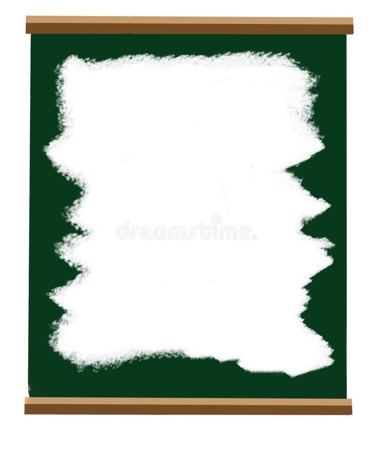 σχολείο πινάκων κιμωλίας ελεύθερη απεικόνιση δικαιώματος