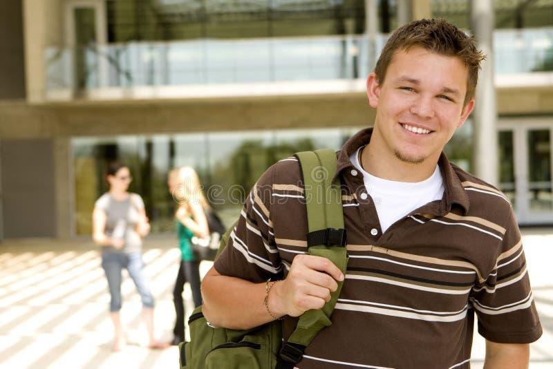 σχολικές νεολαίες ατόμ&omeg στοκ εικόνες