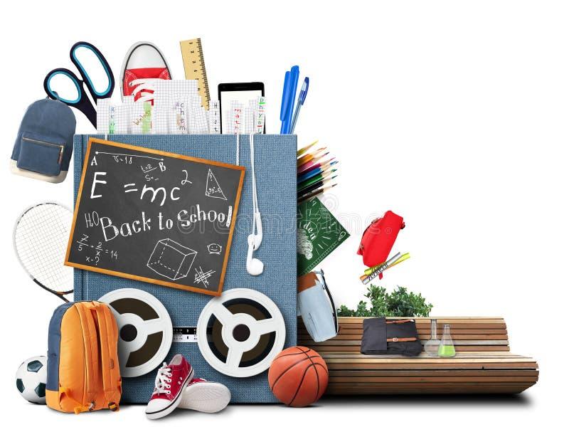 Σχολείο, εκπαίδευση στοκ εικόνα