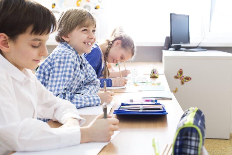 Σχολείο φιλικό για τα παιδιά στοκ εικόνες