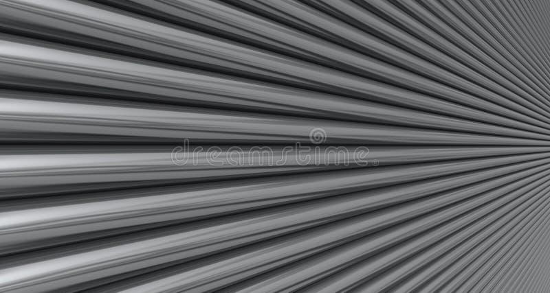 σωλήνες χρωμίου στοκ εικόνες