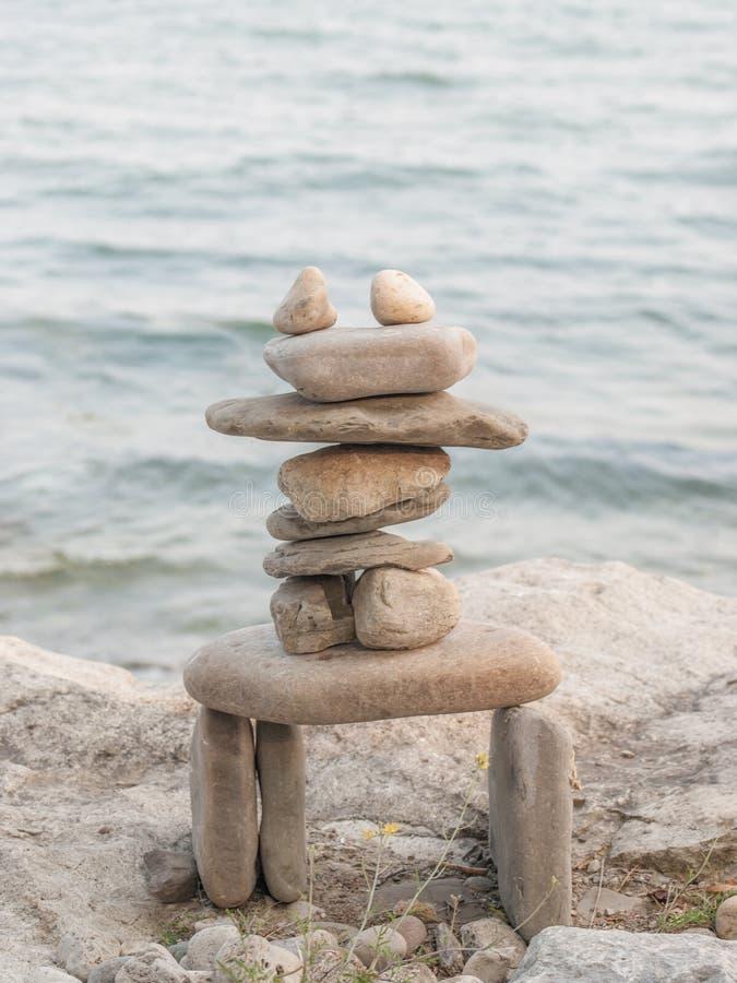 Σωροί βράχου στοκ εικόνα με δικαίωμα ελεύθερης χρήσης