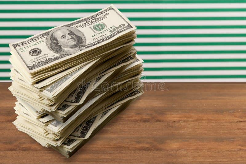 Σωρός νομίσματος στοκ εικόνα με δικαίωμα ελεύθερης χρήσης