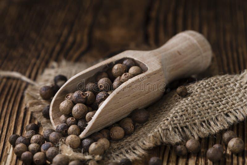Σωρός του ινδοπεπεριού (εκλεκτική εστίαση) στοκ φωτογραφία με δικαίωμα ελεύθερης χρήσης