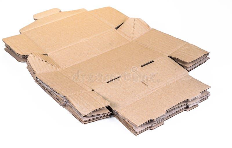 Σωρός του κουτιού από χαρτόνι στοκ φωτογραφία με δικαίωμα ελεύθερης χρήσης