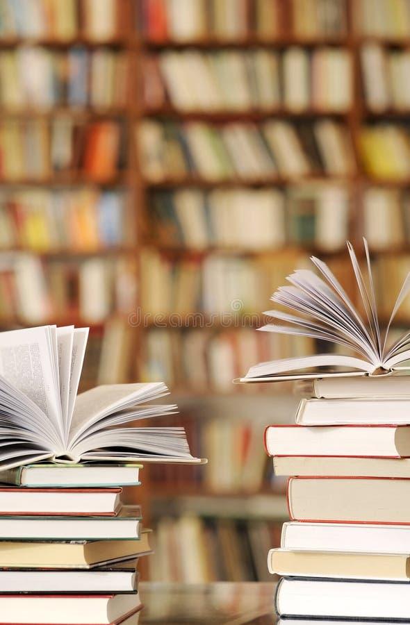 Σωρός των βιβλίων στοκ εικόνες