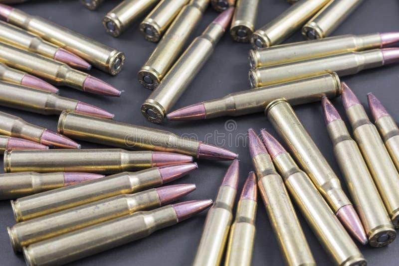 Σωρός των πυρομαχικών στοκ φωτογραφία