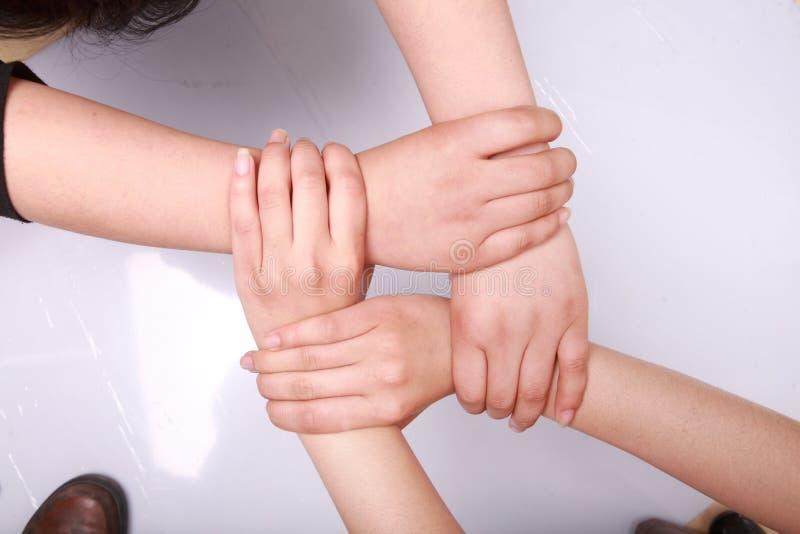 σωρός χεριών στοκ φωτογραφίες