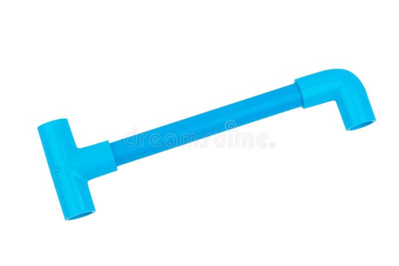 Σωλήνας PVC στοκ φωτογραφία με δικαίωμα ελεύθερης χρήσης