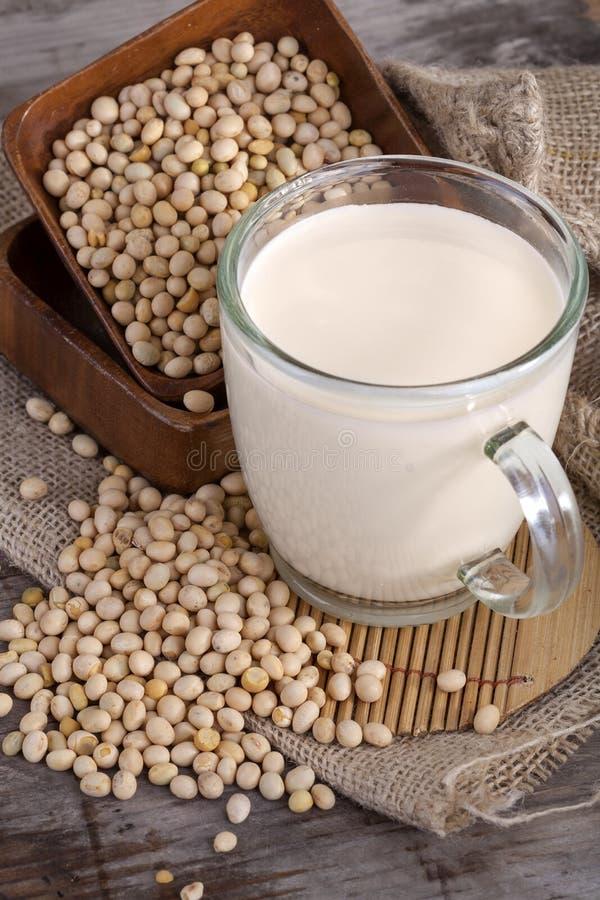 σόγια και γάλα σόγιας στοκ φωτογραφίες με δικαίωμα ελεύθερης χρήσης