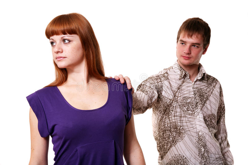 Download σύγκρουση στοκ εικόνες. εικόνα από ζευγάρι, πρόσωπα, αγάπη - 17050666