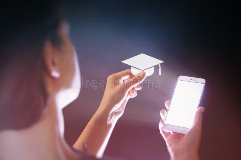 Σύγχρονες τεχνολογίες εκμάθησης στοκ εικόνα