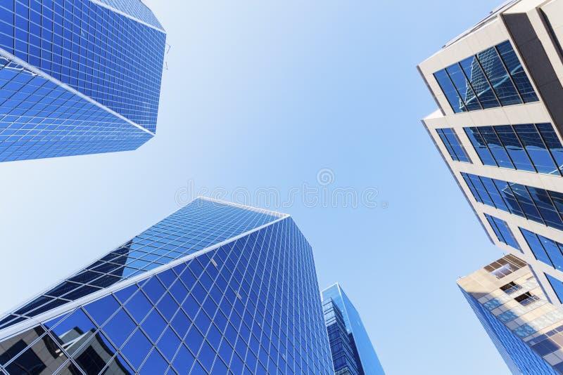 Σύγχρονη αρχιτεκτονική της Regina στοκ φωτογραφία με δικαίωμα ελεύθερης χρήσης