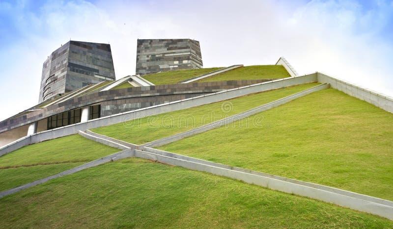 Σύγχρονη αρχιτεκτονική στοκ εικόνες με δικαίωμα ελεύθερης χρήσης