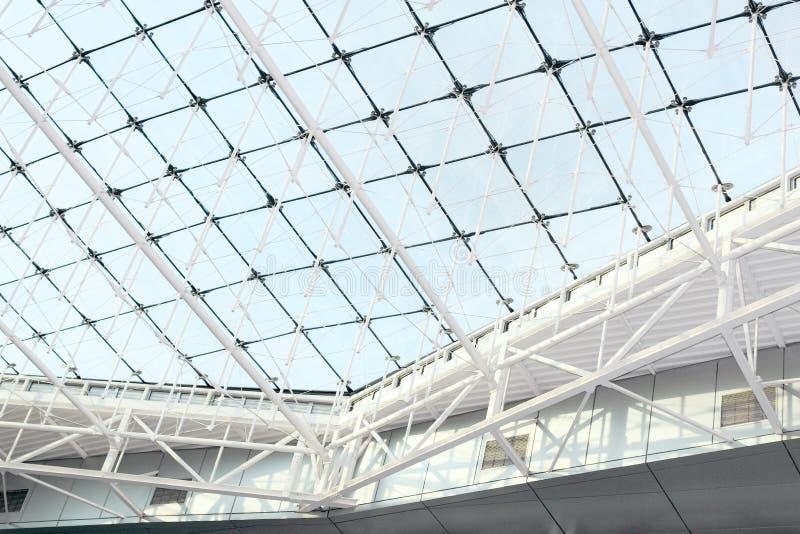 Σύγχρονη αρχιτεκτονική στοκ εικόνα με δικαίωμα ελεύθερης χρήσης