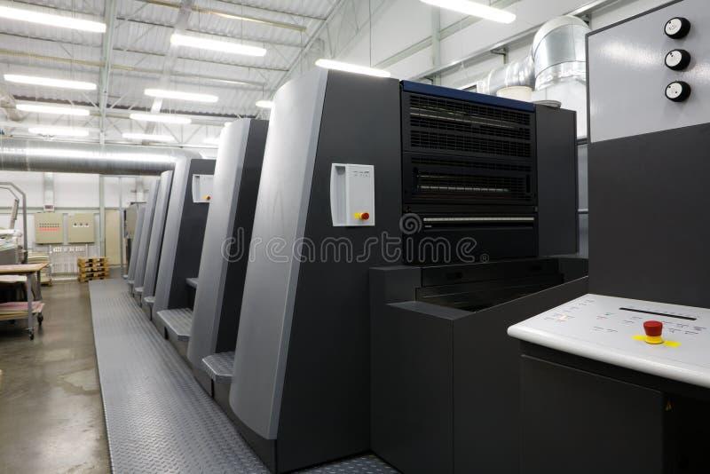 σύγχρονη εκτύπωση σπιτιών στοκ φωτογραφία με δικαίωμα ελεύθερης χρήσης