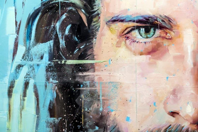 Σύγχρονη επίδειξη τέχνης της Ιστανμπούλ 2016 στοκ εικόνες με δικαίωμα ελεύθερης χρήσης