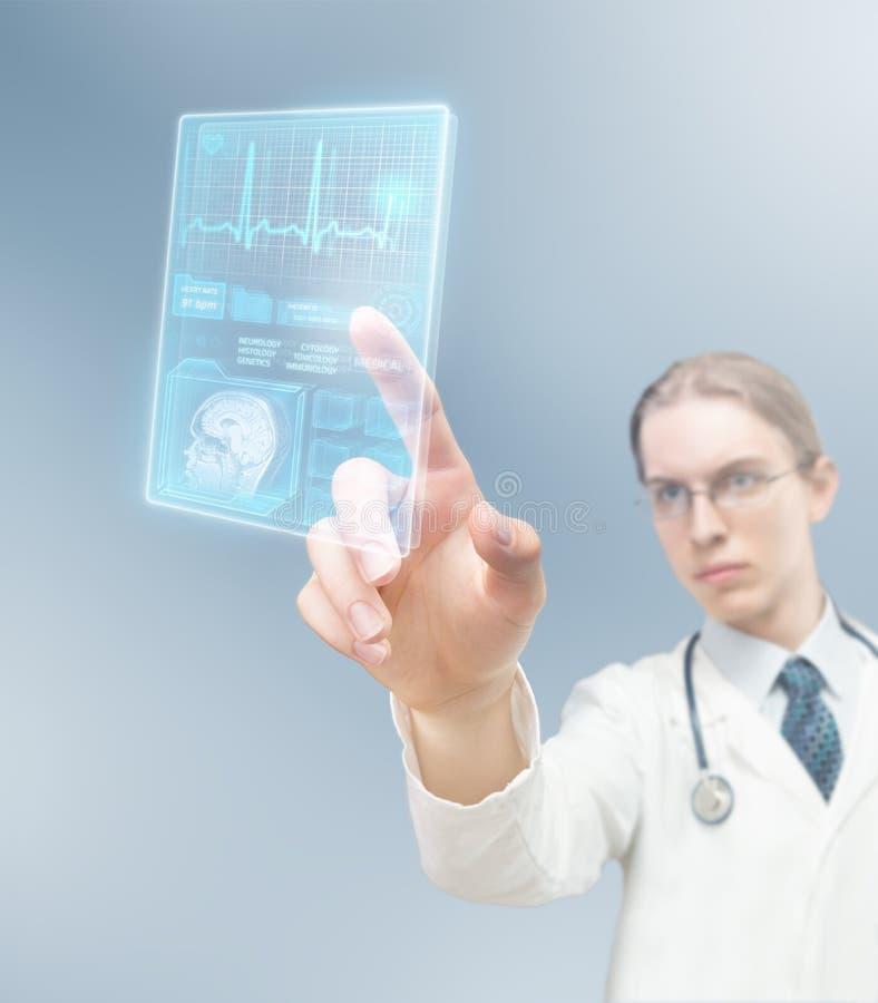 Σύγχρονη ιατρική φροντίδα στοκ φωτογραφίες με δικαίωμα ελεύθερης χρήσης