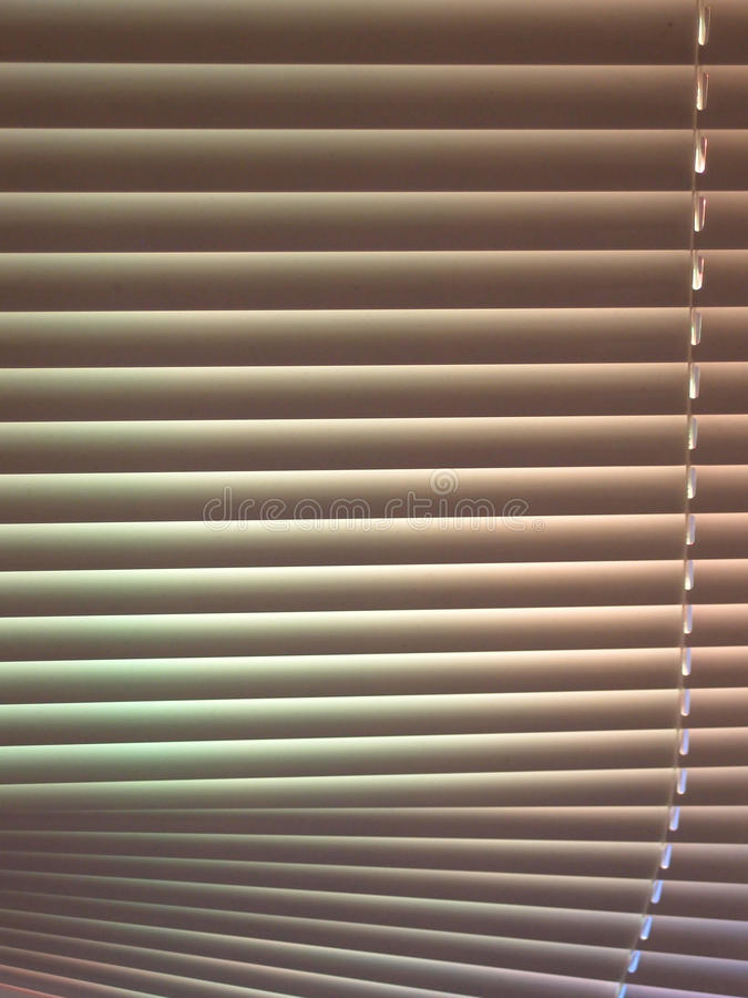Σύγχρονη τυφλή λεπίδα στοκ εικόνες