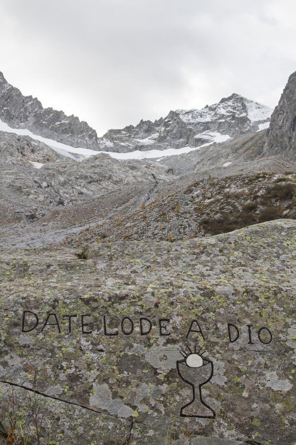 Σύγχρονος γραφέας βράχου στοκ εικόνα