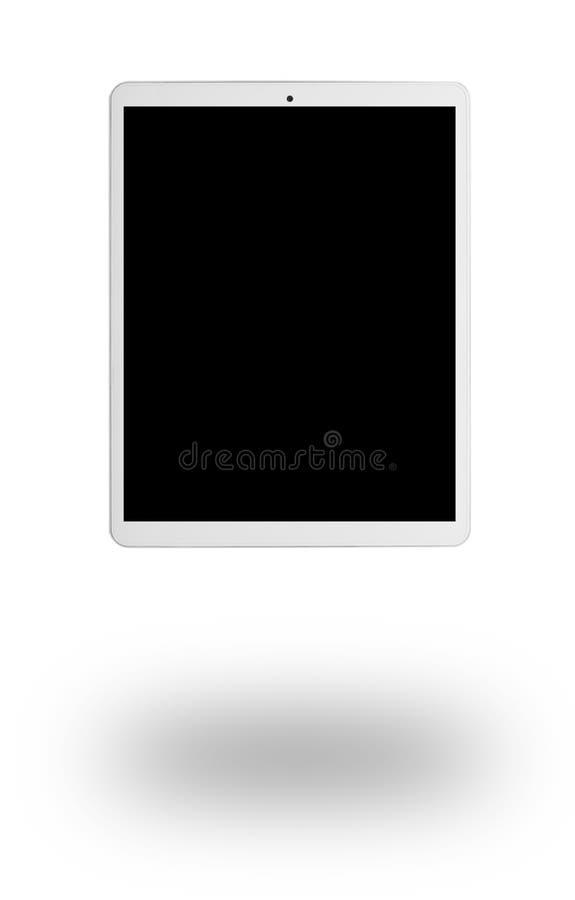 Σύγχρονο άσπρο PC ταμπλετών στοκ εικόνες