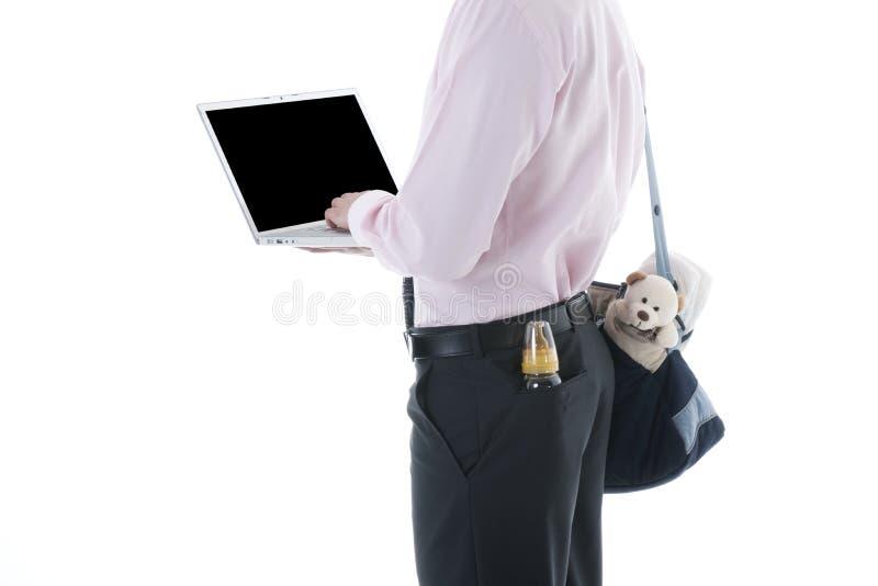 Σύγχρονο άτομο στοκ εικόνες με δικαίωμα ελεύθερης χρήσης