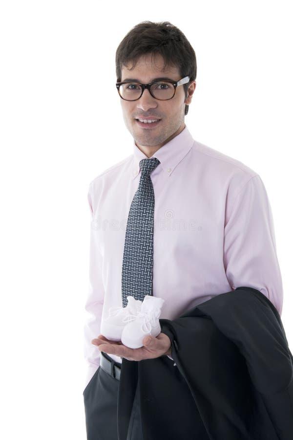 Σύγχρονο άτομο στοκ φωτογραφία με δικαίωμα ελεύθερης χρήσης