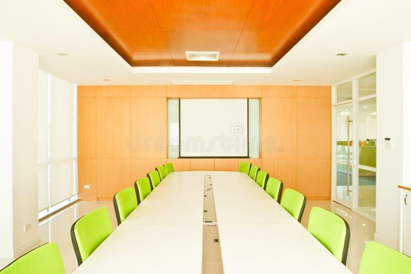 σύγχρονο γραφείο conferrence στοκ φωτογραφία με δικαίωμα ελεύθερης χρήσης