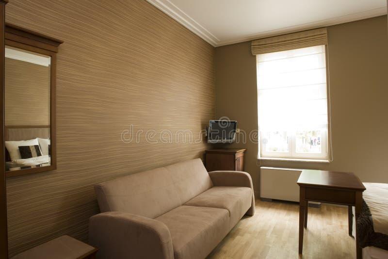 σύγχρονο δωμάτιο στοκ φωτογραφία