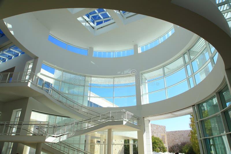 Σύγχρονο εσωτερικό κτηρίου στοκ φωτογραφίες με δικαίωμα ελεύθερης χρήσης