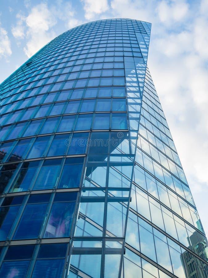 Σύγχρονο κτίριο γραφείων σε Potsdamer Platz, Βερολίνο στοκ φωτογραφία με δικαίωμα ελεύθερης χρήσης