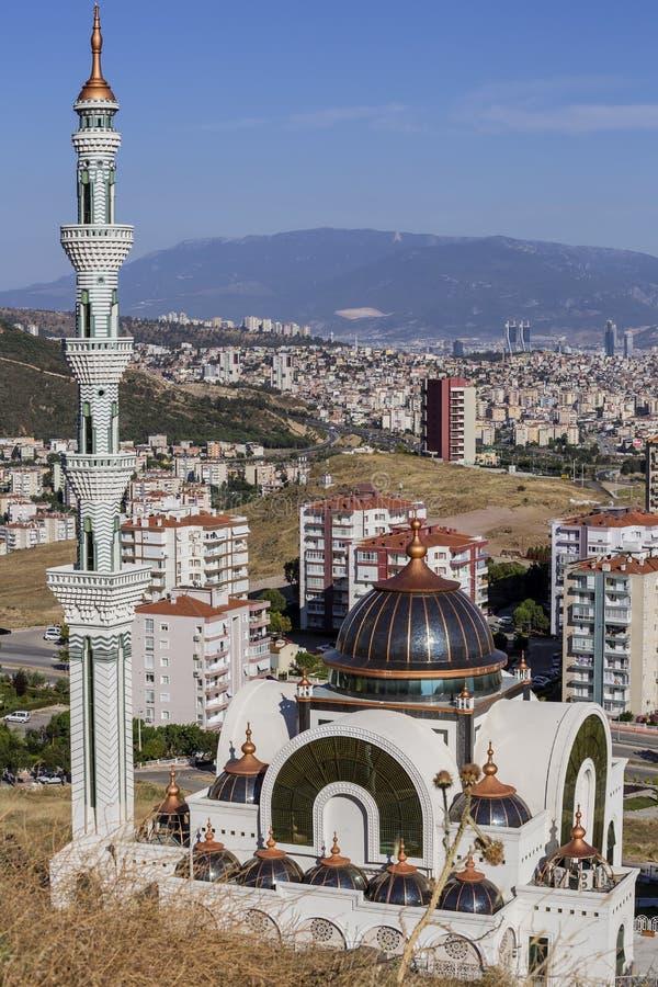 σύγχρονο μουσουλμανικό τέμενος στοκ εικόνες με δικαίωμα ελεύθερης χρήσης
