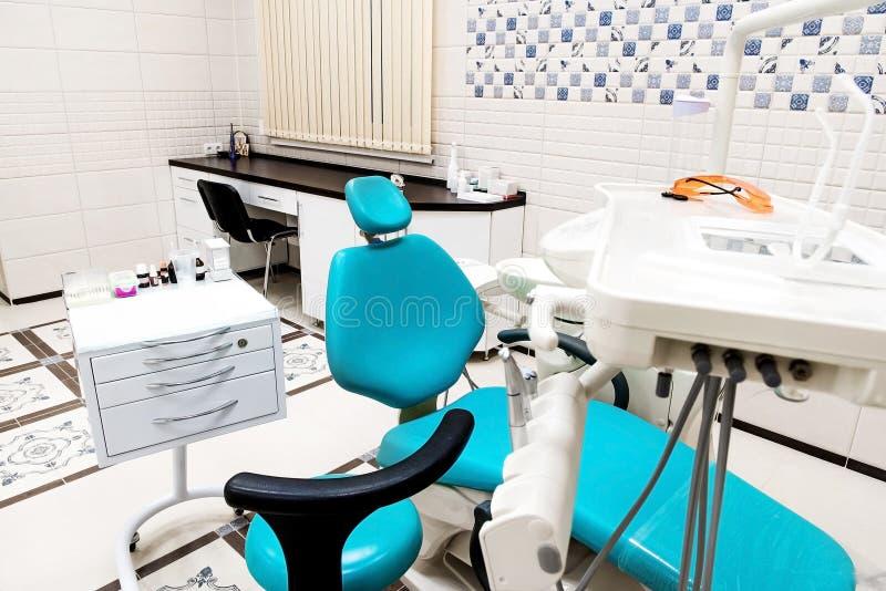 Σύγχρονο οδοντικό εσωτερικό γραφείων στοκ εικόνες