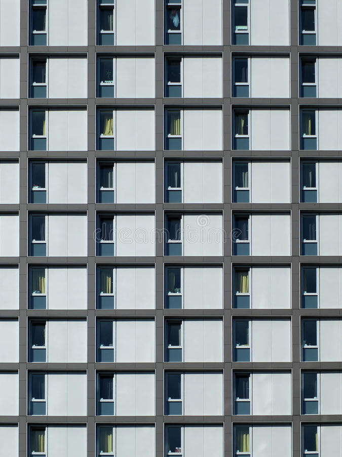 Σύγχρονο συγκρότημα κατοικιών στοκ εικόνες με δικαίωμα ελεύθερης χρήσης