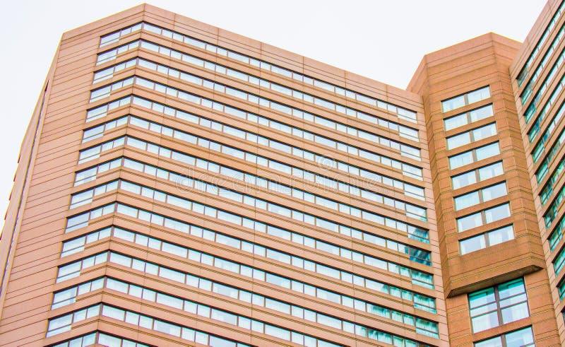 Σύγχρονο ψηλό κτίριο στη Βοστώνη στοκ φωτογραφία με δικαίωμα ελεύθερης χρήσης