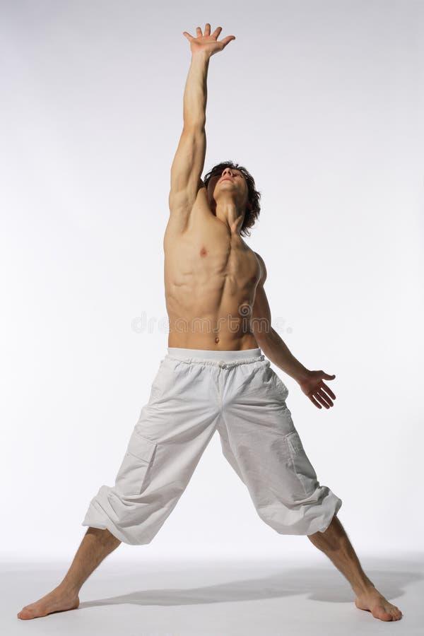 σύγχρονο ύφος χορευτών στοκ φωτογραφίες