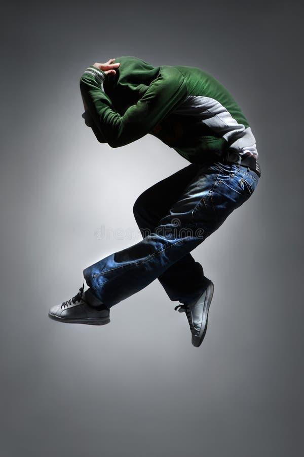 σύγχρονο ύφος χορευτών στοκ εικόνες με δικαίωμα ελεύθερης χρήσης