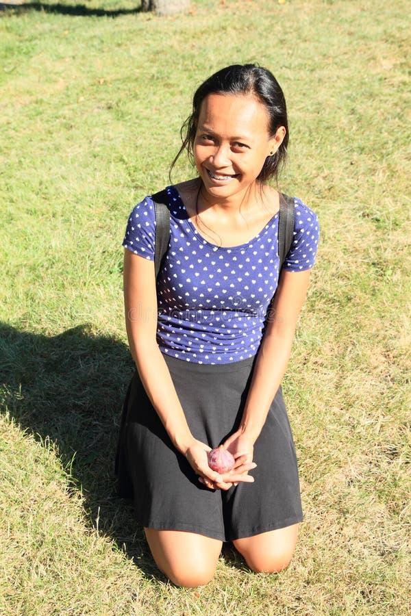 Σύκο εκμετάλλευσης κοριτσιών στοκ εικόνα με δικαίωμα ελεύθερης χρήσης
