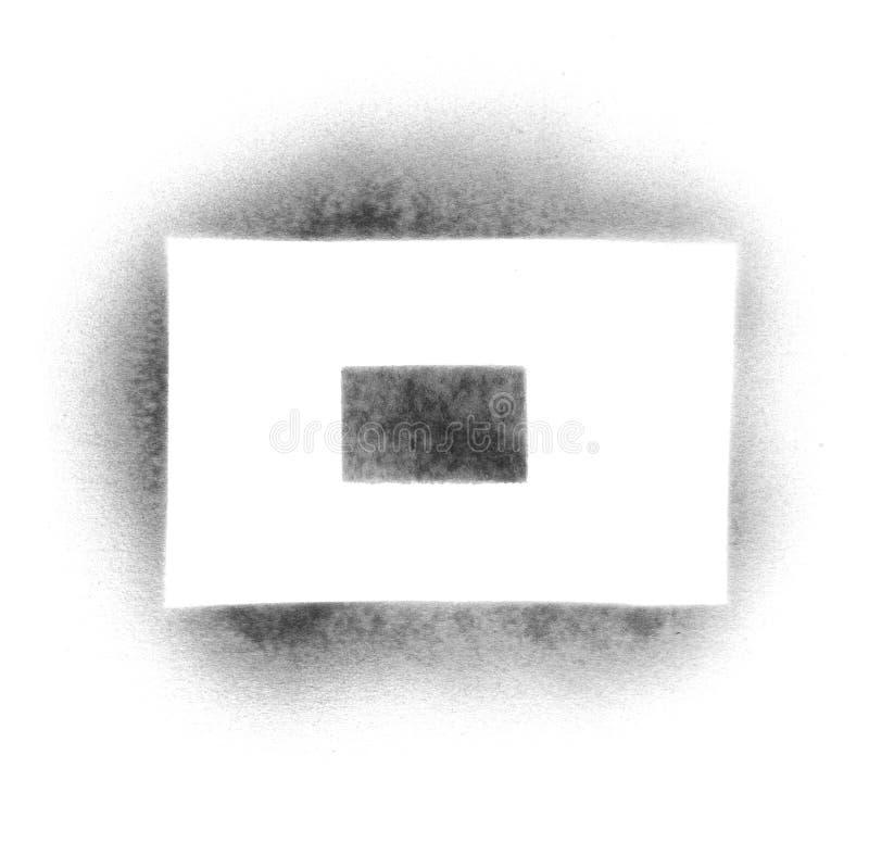 σύμβολα διάτρητων ψεκασμ&o στοκ εικόνα με δικαίωμα ελεύθερης χρήσης