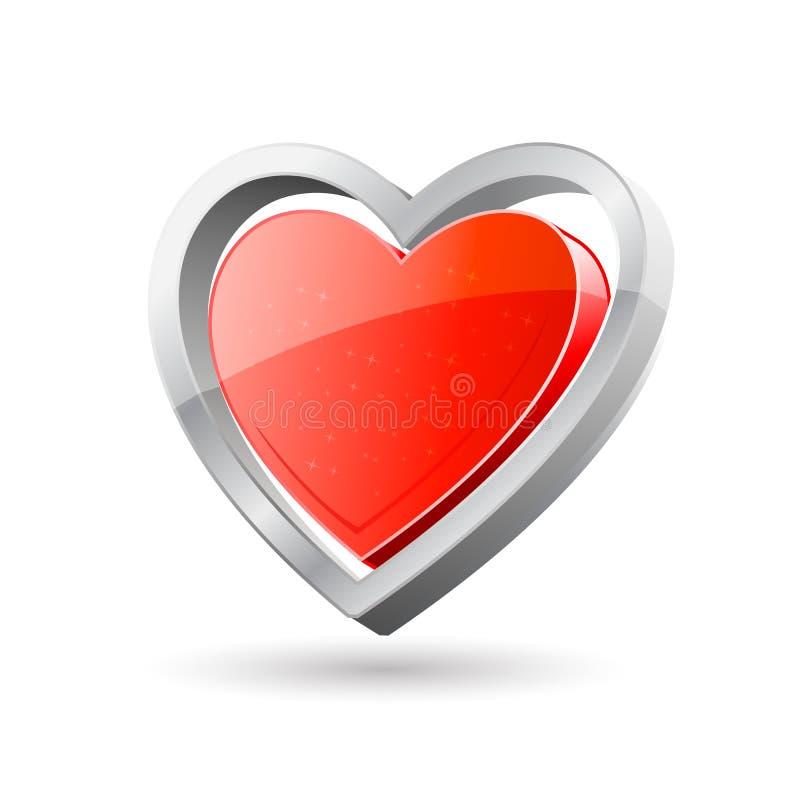 σύμβολο αγάπης ελεύθερη απεικόνιση δικαιώματος