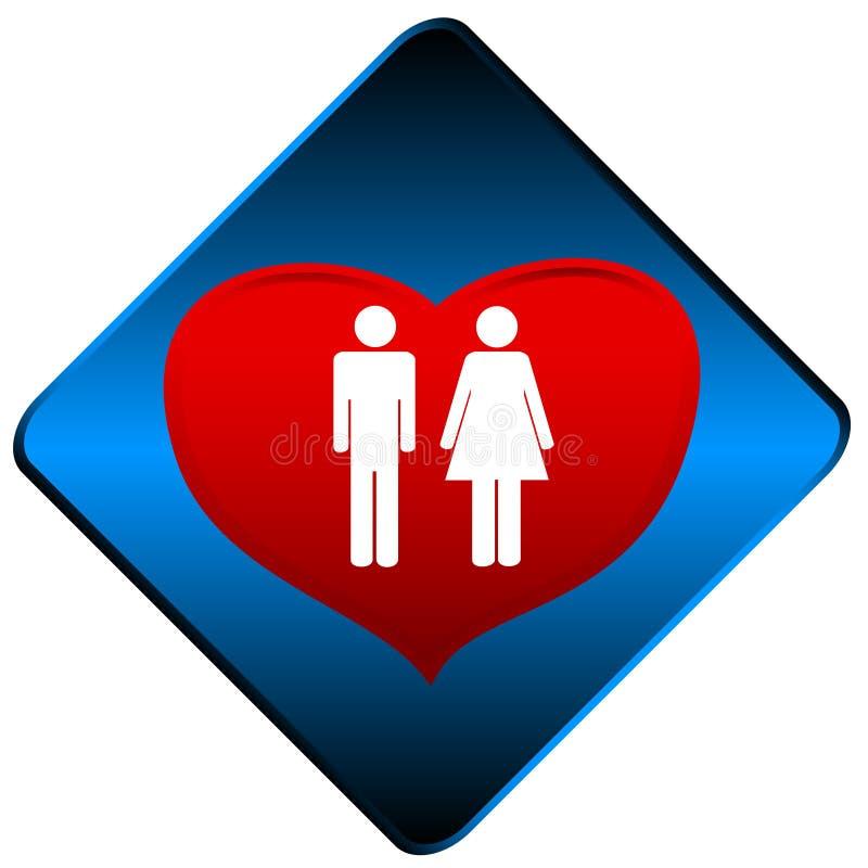 Σύμβολο ανδρών και γυναικών