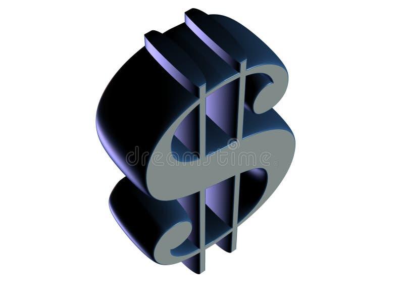 σύμβολο δολαρίων ελεύθερη απεικόνιση δικαιώματος
