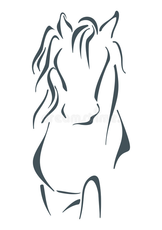 Σύμβολο επιβητόρων στοκ φωτογραφία με δικαίωμα ελεύθερης χρήσης